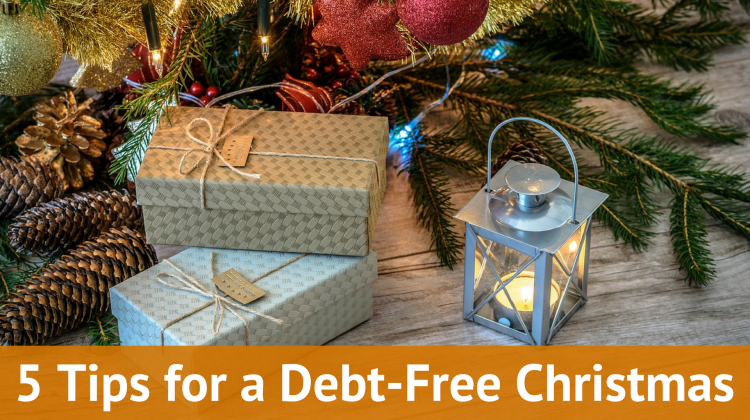 5 Tips for a Debt-Free Christmas