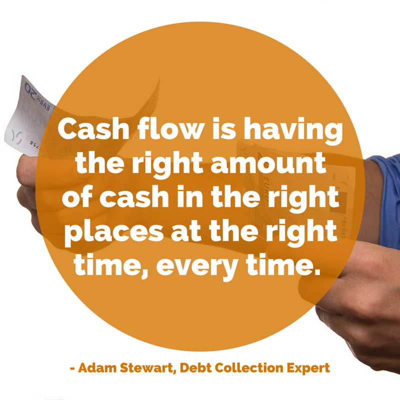 """debt collection expert"",""cash flow"",""debt collection"""