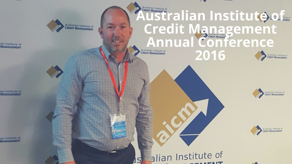 Australian Institute of Credit Management (AICM) Annual Conference 2016