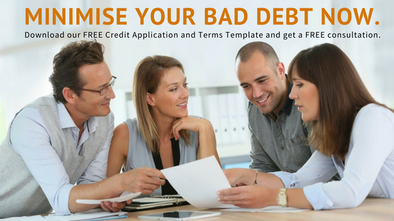 Credit Application And Terms Template