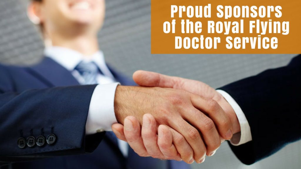 Debt Recoveries Australia – Proud Sponsors of the Royal Flying Doctor Service